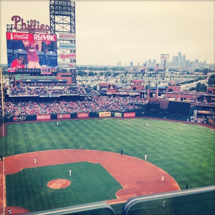 Citizens Bank Park: my favorite place in the world